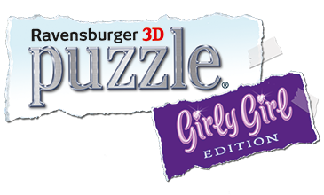 Ravensburger 3D Puzzle Girly Girl